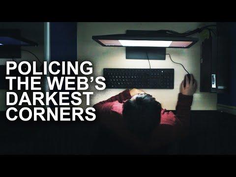 Policing The Web's Darkest Corners: The Internet's Dirtiest Secret