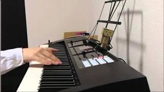 うたわれるもの 偽りの仮面op utawarerumono itsuwari no kamen 不安定な神様 fuanteina kamisama piano arrange α