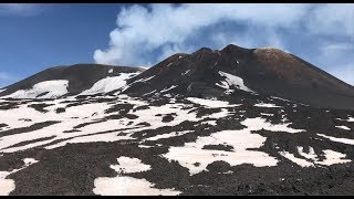 Hot and Cold: The Summit of Sicily