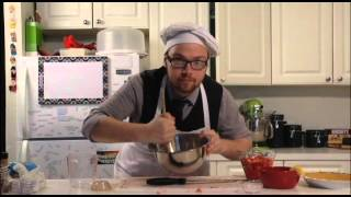 How To Bake A Strawberry Pie With Chef - A 'monument Pictures' Show