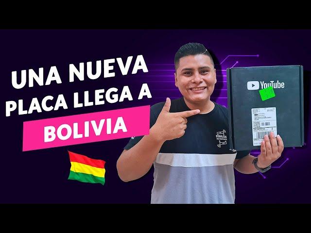 EL UNBOXING MÁS ESPECIAL E IMPORTANTE😭😭│PLACA 100K