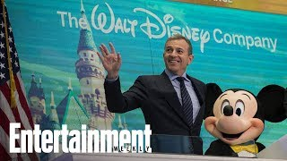 Disney To Buy 21st Century Fox Assets For $52.4 Billion   News Flash   Entertainment Weekly thumbnail