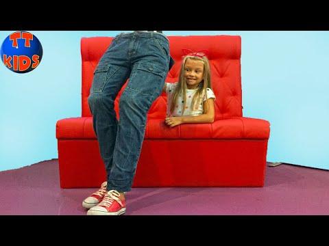 Children's Museum Детский Музей Иллюзий и Развлечений для детей