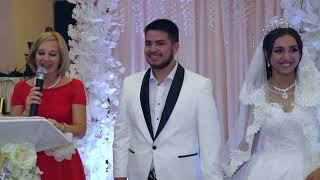Выездная церемония. Ведущая Алена Кисиль. Цыганская свадьба Скумпу и Беллы