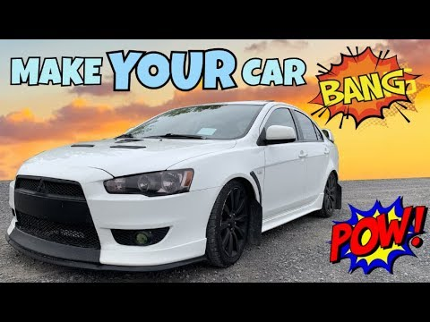 how-to-make-your-car's-exhaust-✷backfire!✷-loud!-(part-2-to-my-other-video)