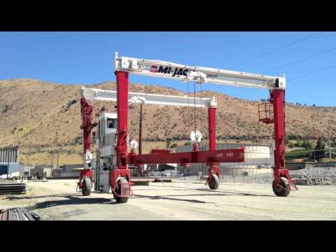 Drott MiJack Travelift for sale at gantrytrading.com