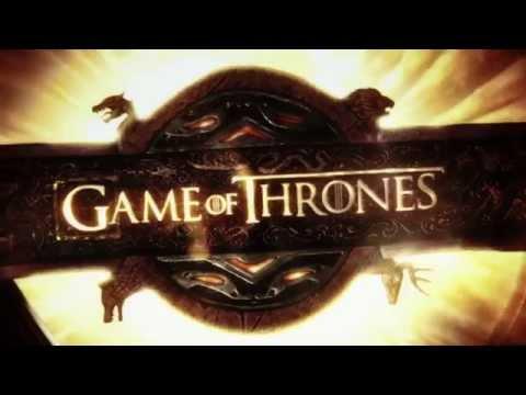 Game of Thrones (introduction). Игра престолов. Заставка (вступление) HD