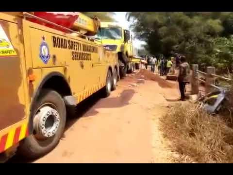 Heap Of Sand Linked To Ebony's Car Crash - JoyNews (9-2-18)