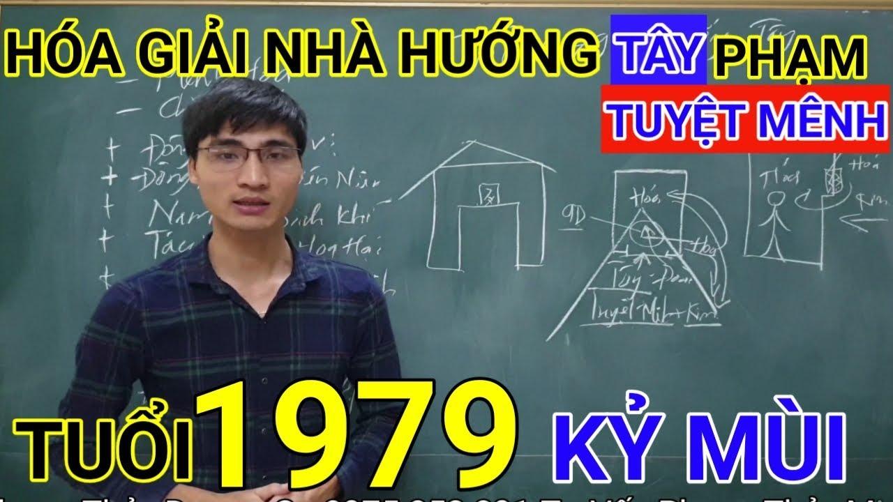 Tuổi Kỷ Mùi1979 Nhà Hướng Tây | Hóa Giải Hướng Nhà Phạm Tuyệt Mệnh Cho Tuoi Ky Mui 1979
