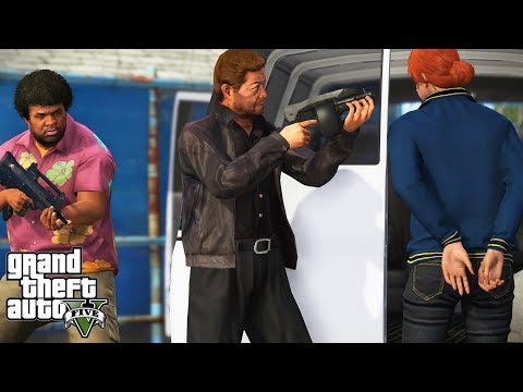 They Kidnapped My Ex Wife! (GTA 5 Roleplay)