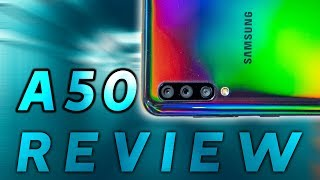 Samsung Galaxy A50 Review - After 2 Weeks!