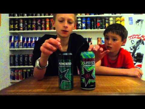 #04 Rockstar Apple und Super Sours Green Apple  - The Drinkers