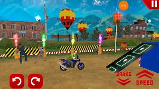 Tricky Bike Stuntman Rider Android Gameplay