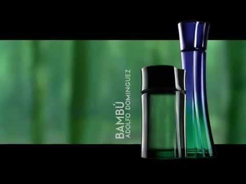 Perfume de hombre y mujer bamb de adolfo dominguez youtube for Perfume adolfo dominguez hombre