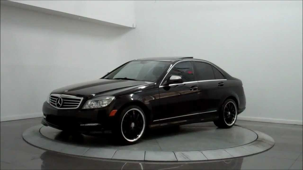 2008 mercedes benz c300 sport youtube for Mercedes benz c300 for sale