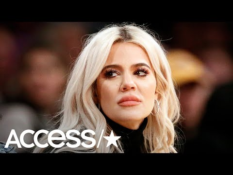 Khloe Kardashian Posts Cryptic Message About A 'Nervous Breakdown' | Access