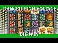 NEINS!! BIG WIN - DANGER HIGH VOLTAGE