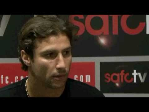 Lorik Can SAFCTV Welcome Interview