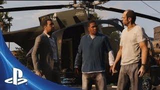 Grand Theft Auto | Tráiler de anuncio