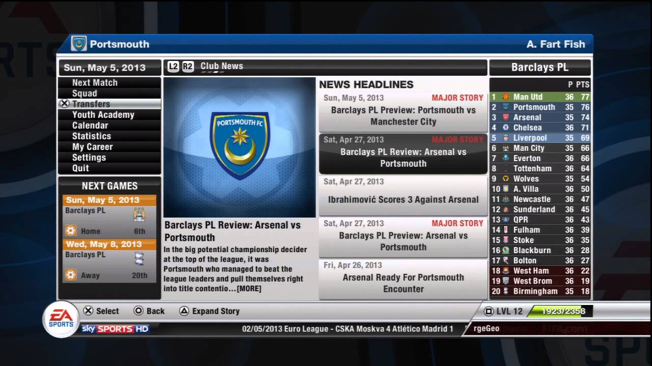 How to get one billion transfer budget on fifa 12
