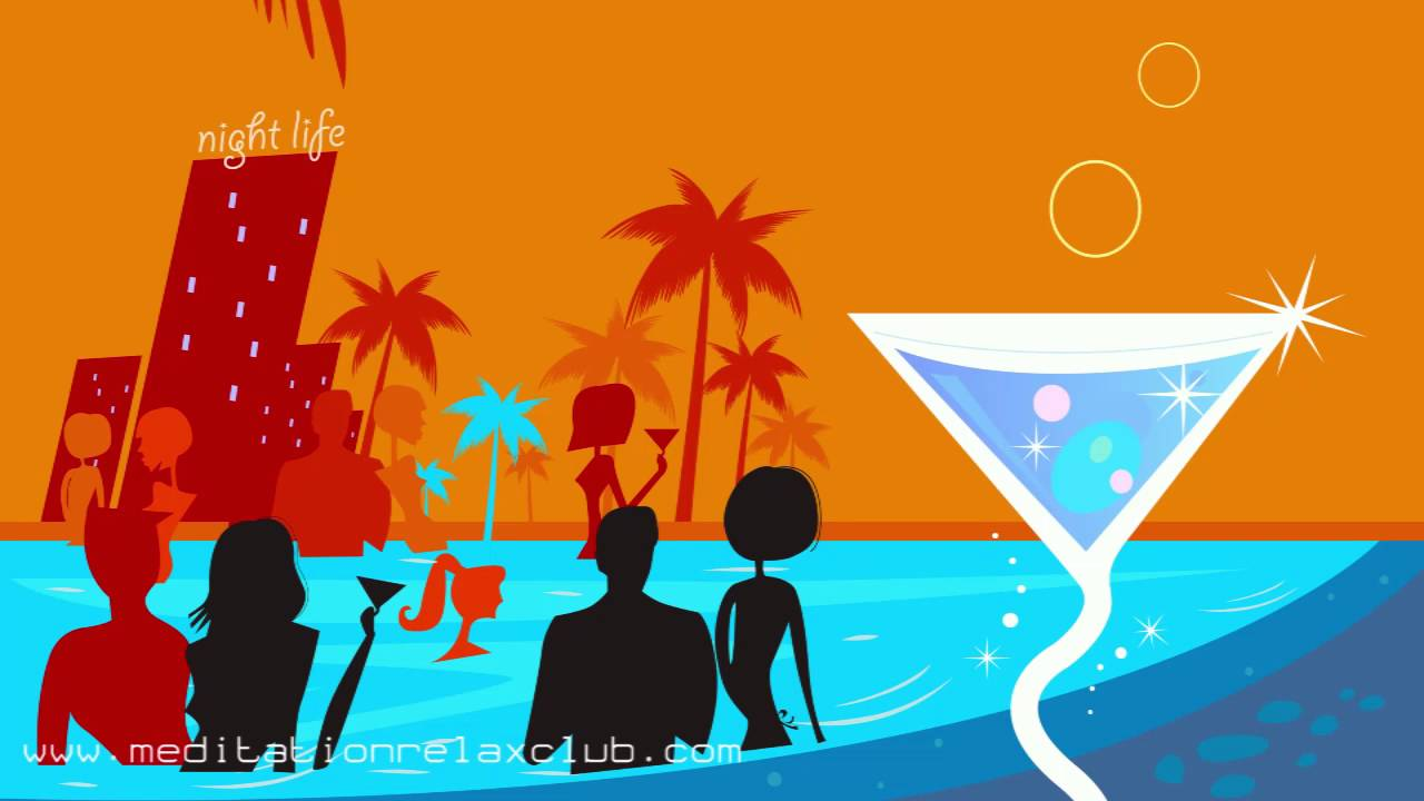 Swimming Pool Party Music Easy Listening Electronic Deep House Playlist