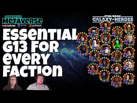 essential-g13-by-faction:-ignore-this-list-at-your-mortal-peril-in-gac