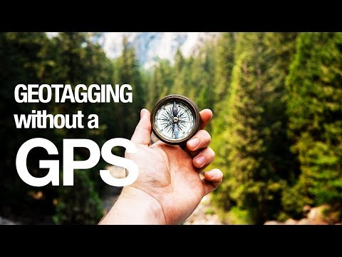 Geotagging photos after the fact without a GPS