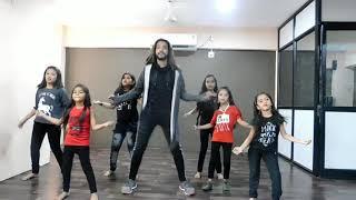 Taki taki rumba children basic dance Choreography By anuj. Sir