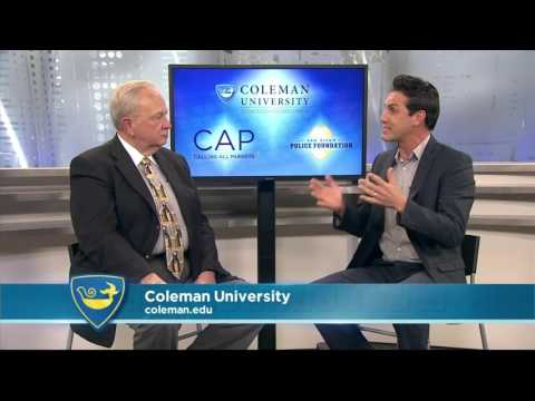 Coleman University President On NBC 7 San Diego