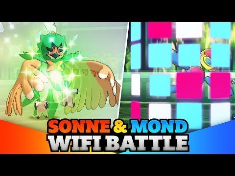Pokémon Sonne & Mond - WiFi Battle [14]   Die wohl beste Attacke im Spiel!