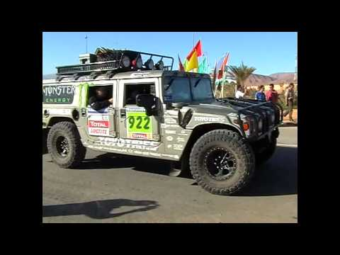 MarocAtlasGib4x4 with the Dakar,2007