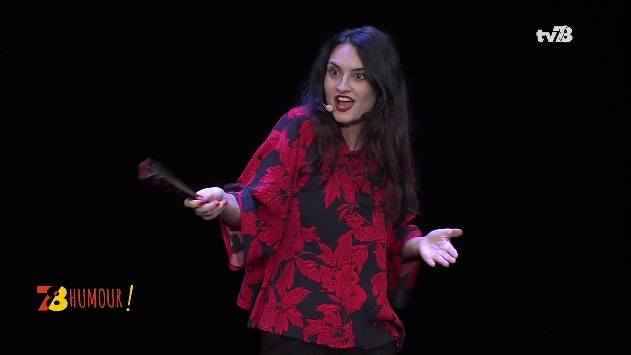 7/8 Humour. Plateau Stand-Up de Johanna Soudry