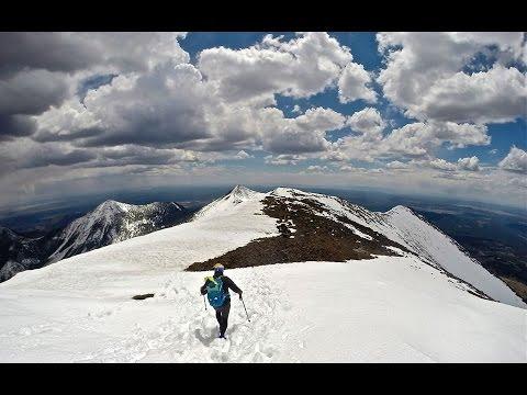 Humphreys Peak - May 2015