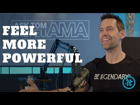 Finding Your Personal Power | Tom Bilyeu AMA