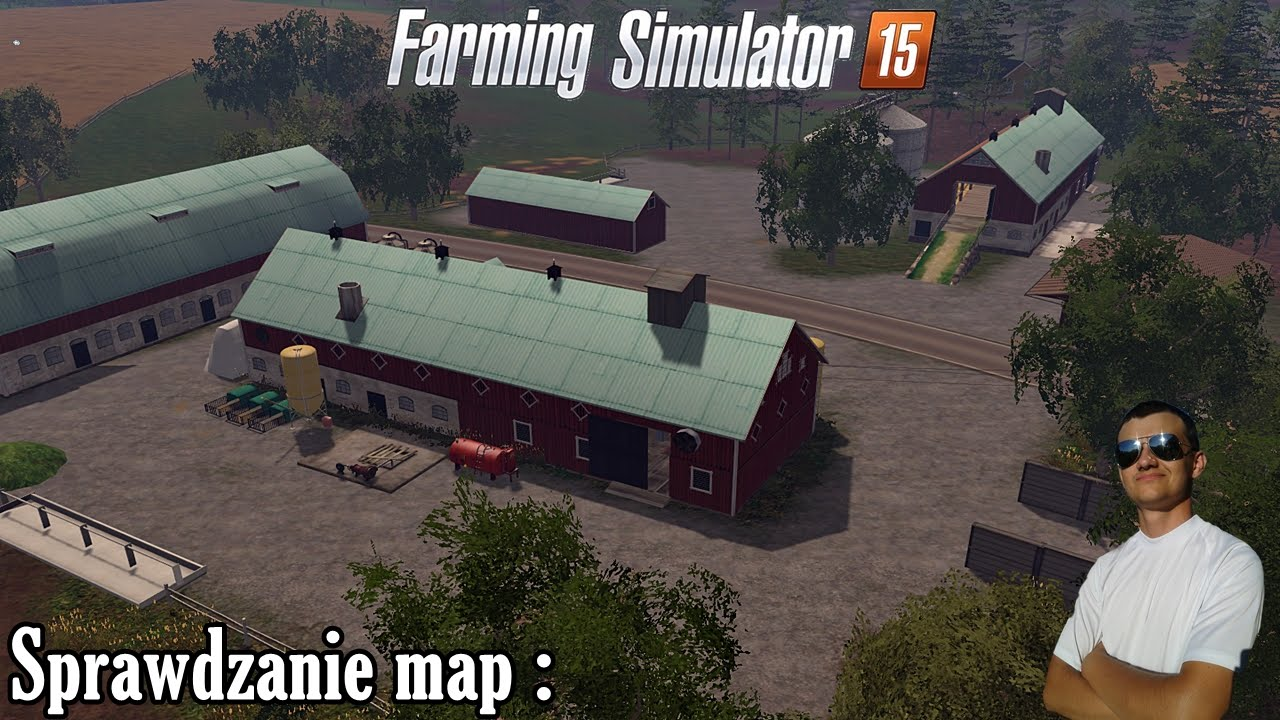 Farming Simulator Sprawdzanie Map SOUTHWESTNORWAY MAP Z - Norway map farming simulator 2015