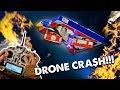 This drone crash cost 30,000 dollar$ (drone clash battle)