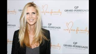 Ann Coulter on The Bernie and Sid Show (2/1/2017)