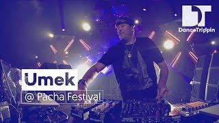 Umek | Pacha Festival DJ Set | DanceTrippin