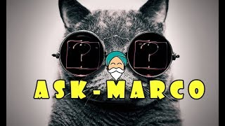 """Cenas Cósmicas - Ask Marco - """"EU sou..."""" És quem??"""