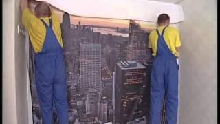 видео Потолок из ткани своими руками: подготовительные работы, технология монтажа