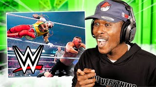 Reacting to WWE: The Best Rey Mysterio 619s from 2019