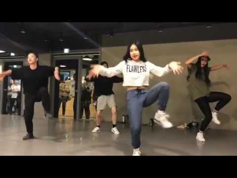 Kent Jones - Sit Down ft. Ty Dolla $ign, Lil Dicky, E-40 / Minyoung Park Choreography (practice)