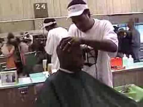 World Record Most Hair Cuts In a Hour in Detroit........Broken August 28, 2006