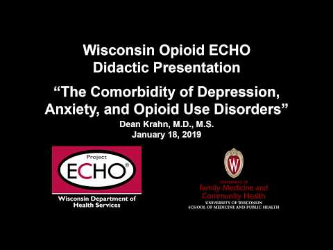 Narcotic Painkiller Use Associated with Depression