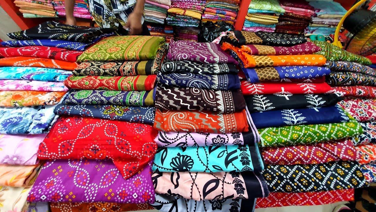 ইসলামপুর থেকে কমে কালারফুল সফট জয়পুরি থ্রি পিস কিনুন ঘরে বসে। soft colourful joypori 2020