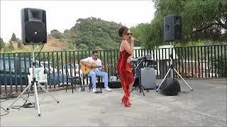 VII VIDEO DE SUSANA CARDENAS Y SU HERMANO EN JIMENA  CAMPING DE LOS ALCORNOCALES