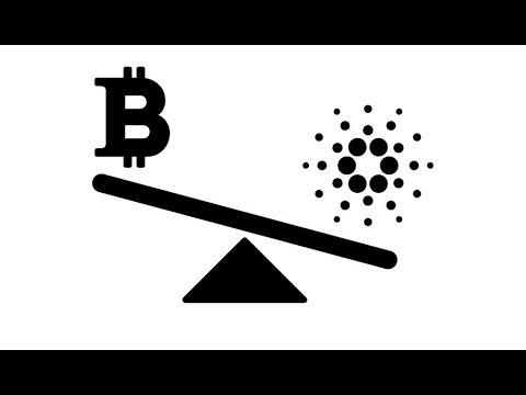 Cardano Needs Bitcoin; 'Hedge Against Irresponsibility'; Libra 'Inevitable'; XRP Backed Crypto