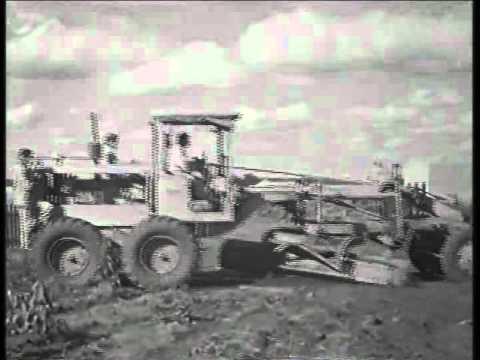 Vídeo histórico dos primeiros anos de Maringá