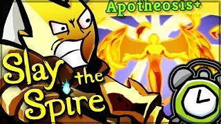 BETRAYED BY GOD - Speedrun - Slay the Spire! (THE PLOT TWIST)