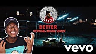 Khalid - Better (Official Video) Reaction 🔥🔥🔥👏🏾